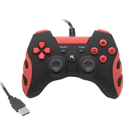 Wired Game Controller Joystick For PC